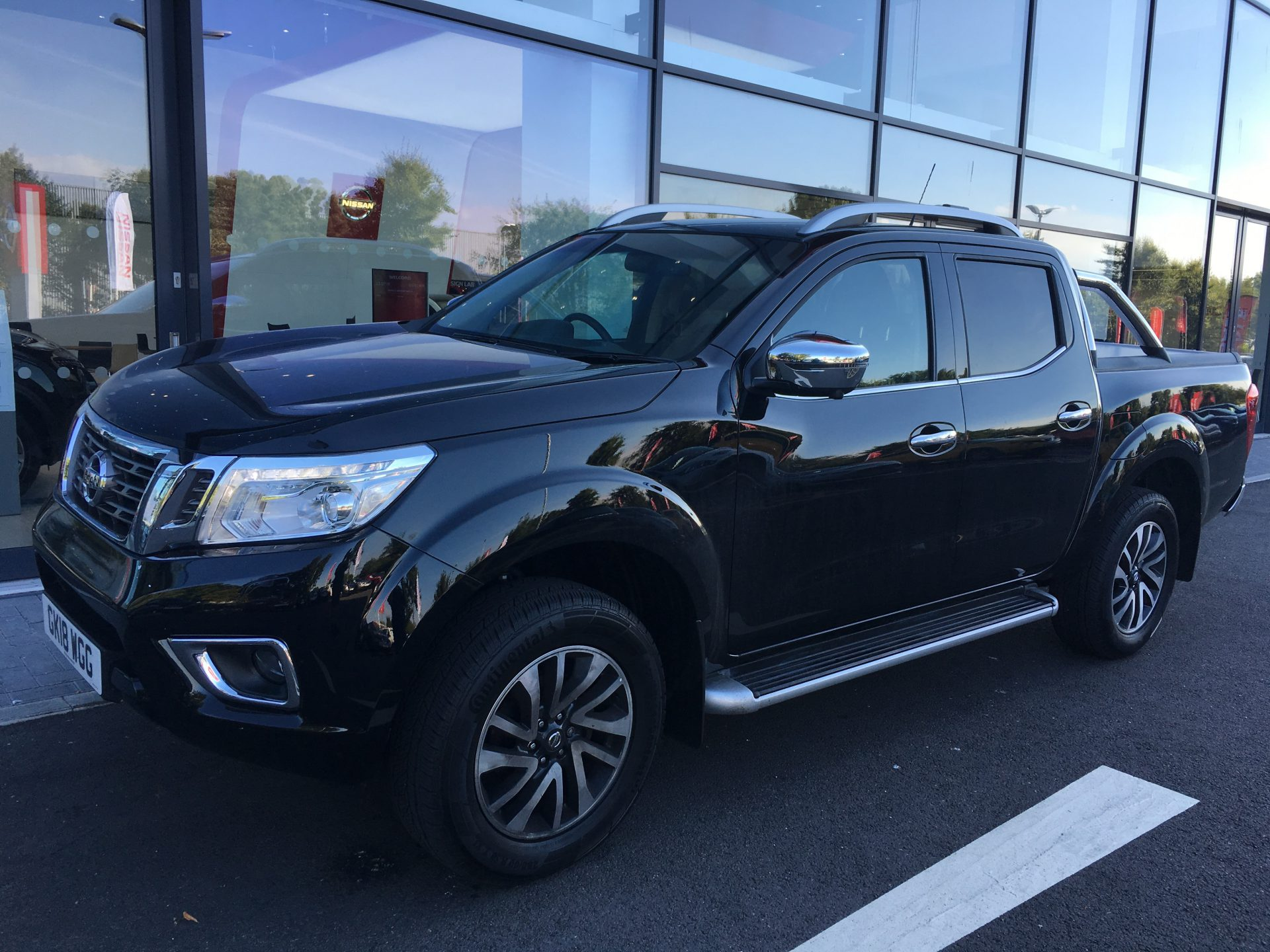 Nissan Navara Demonstrator