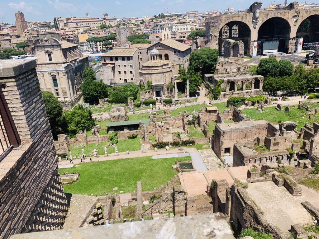 Palatine Hill Rome