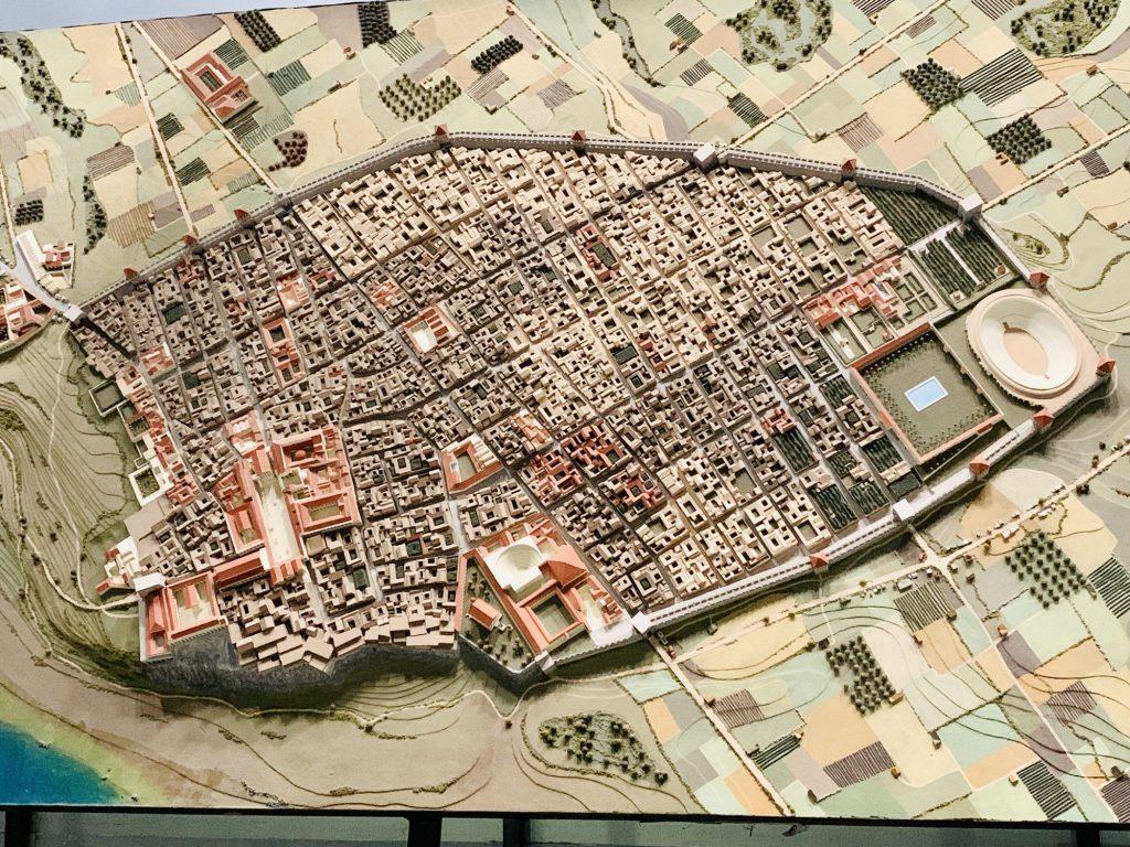 Model of Pompeii