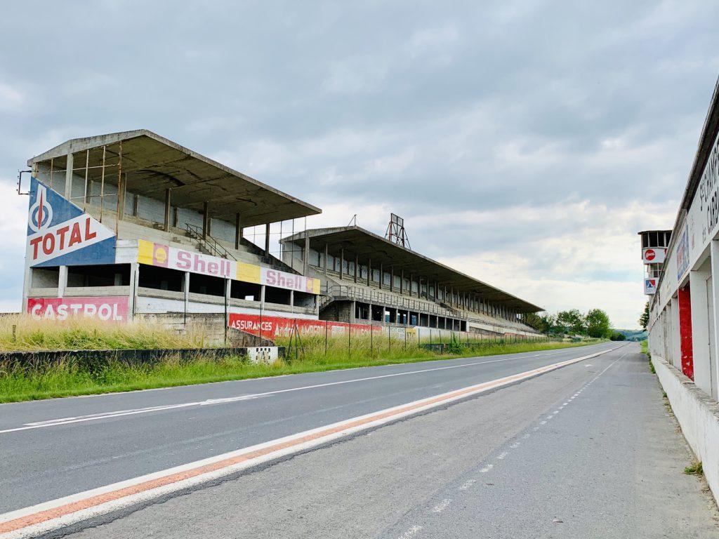 Reims Grand Prix track
