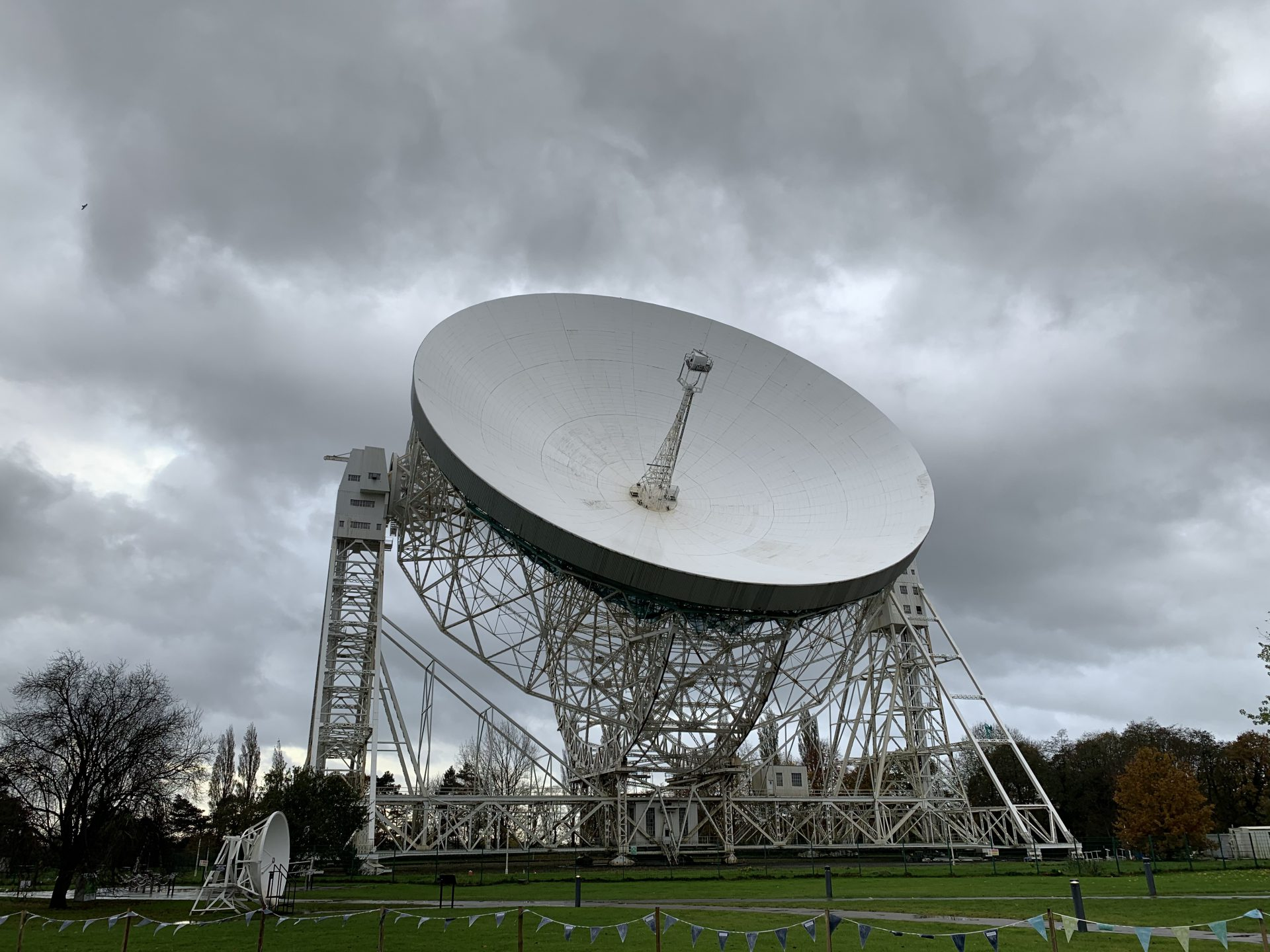 Jodrell Bank - Lovell Telescope
